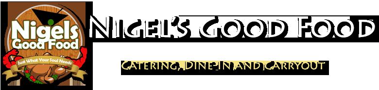 Nigel's Good Food Banner
